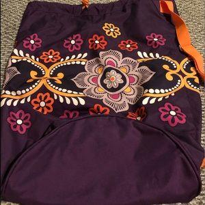 Vera Bradley jumbo laundry bag